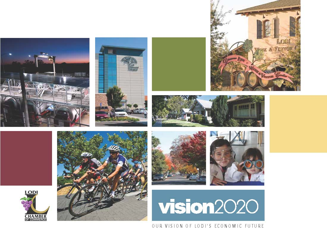 Vision 2020 Report Cover