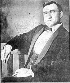 George Lawrence, first mayor of Lodi